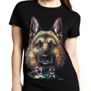 Alsatian Puppy T-Shirt