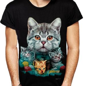 Cat Eyes T-Shirt