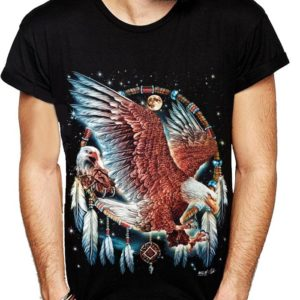 Eagle Dreamcatcher T-Shirt