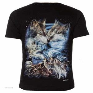Magical Wolf T-Shirt