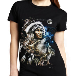 Indian Dreamcatcher T-Shirt
