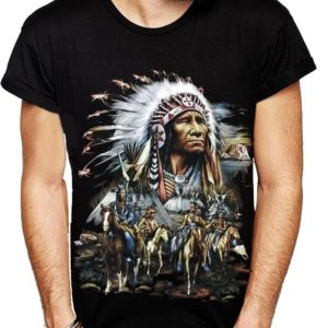 Indian Horse Tribe T-Shirt