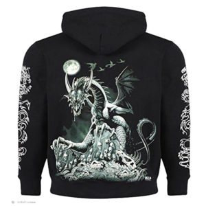 Dragon Claw Hoodie