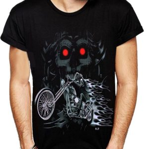 Bikers Watch T-Shirt