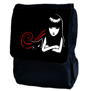 Emily The Strange Messenger Backpack