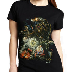 Gangster Biker T-Shirt