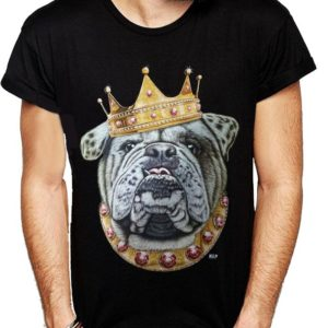 King Bulldog T-Shirt