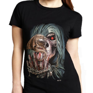 Skull Dragon T-Shirt