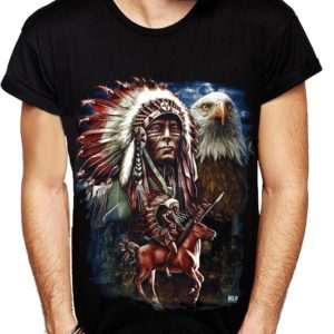Indian Chief Life T-Shirt